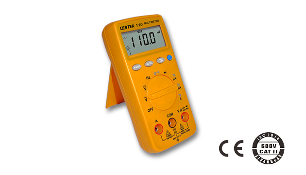CENTER 110_ Digital Multimeter 1