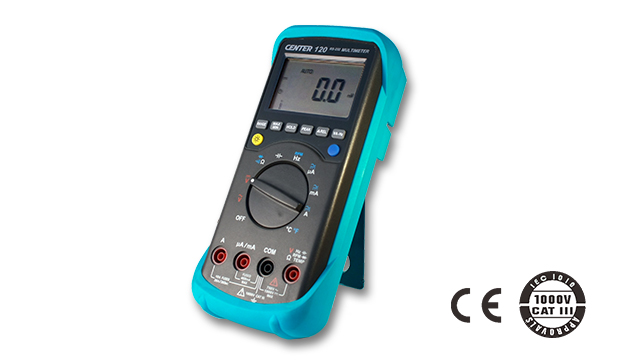 CENTER 120_ Digital Multimeter (No Continue) 1