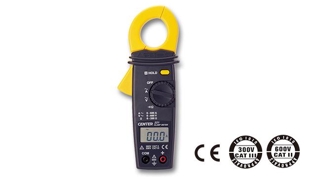 CENTER 221_ AC Clamp Meter (Mini Size) 1