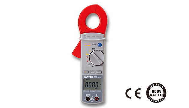 CENTER 235_ AC Leakage Clamp Meter 1