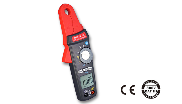 CENTER 260_ TRMS AC/DC Clamp Meter (1mA) 2