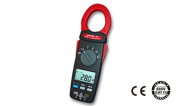 CENTER 28_ TRMS AC Clamp Meter (AC1000A, Slim & Lightweight Size) 2