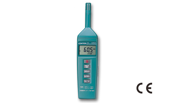 CENTER 315_ Humidity Temperature Meter (Compact Size) 1