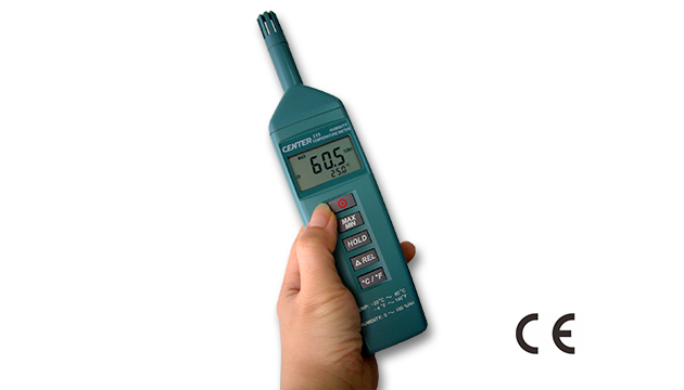 CENTER 315_ Humidity Temperature Meter (Compact Size) 2