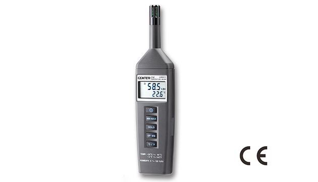 CENTER 316_ Humidity Temperature Meter (Compact Size, Dew Point, Web Bulb) 2