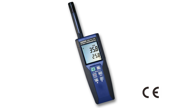 CENTER 318_ Datalogger Hygro Thermometer 1