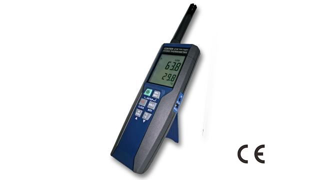 CENTER 318_ Datalogger Hygro Thermometer 2