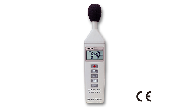 CENTER 325_ Sound Level Meter (Compact Size) 1