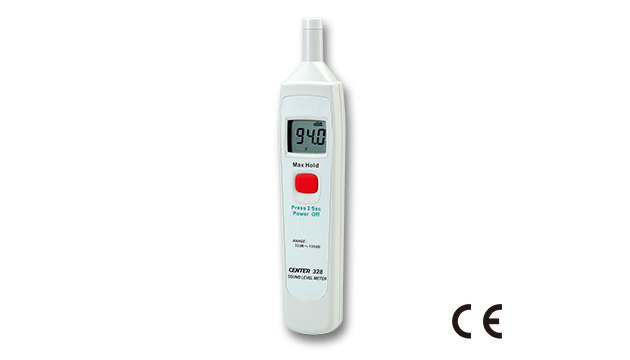 CENTER 328_ Sound Level Meter (Pocket Size) 1