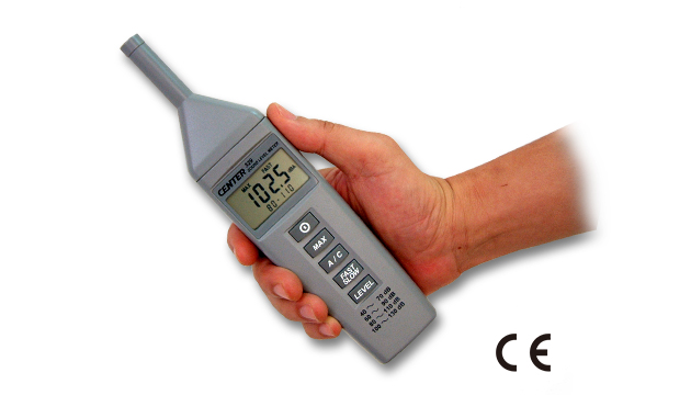 CENTER 329_ Sound Level Meter (Compact Size, Economy) 2