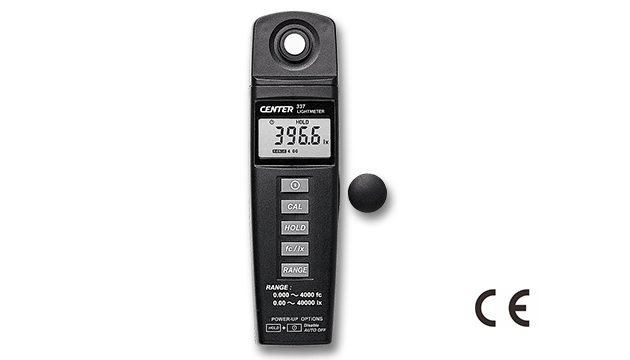 CENTER 337_ Light Meter 1