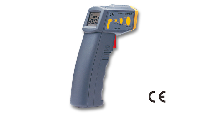CENTER 350_ Infrared Thermometer (8:1) 2