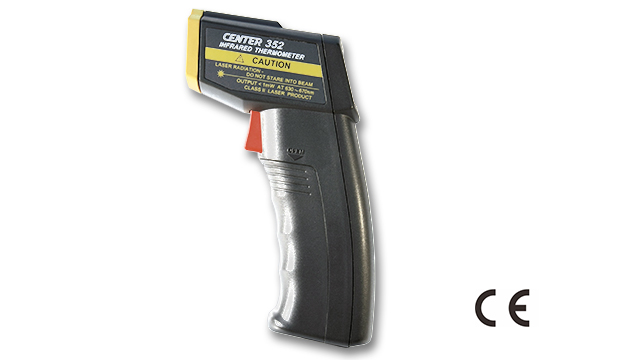 CENTER 352_ Infrared Thermometer (12:1) 1
