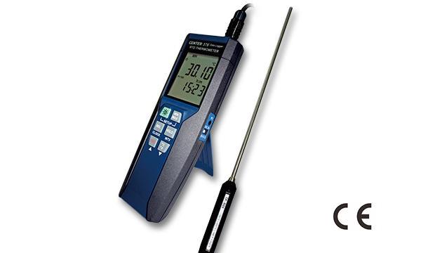 CENTER 376_ Datalogger Precision RTD Thermometer (0.01°C) 2
