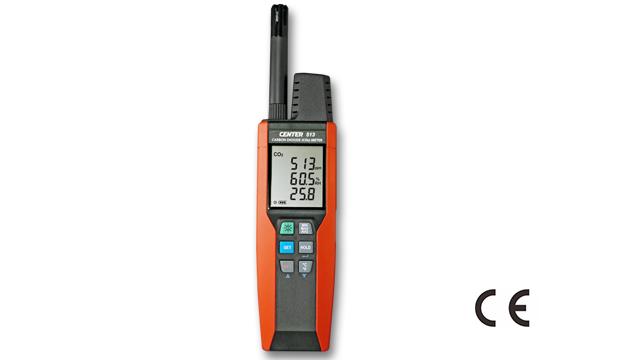 CENTER 513_ Datalogger Carbon Dioxide (CO2) Meter (NDIR) 1