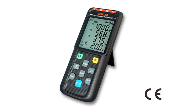 CENTER 520_ Four Channels Datalogger Thermometer 2
