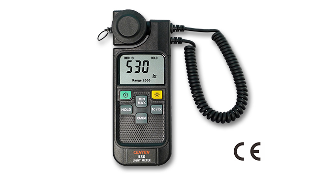 CENTER 530_ Light Meter 1