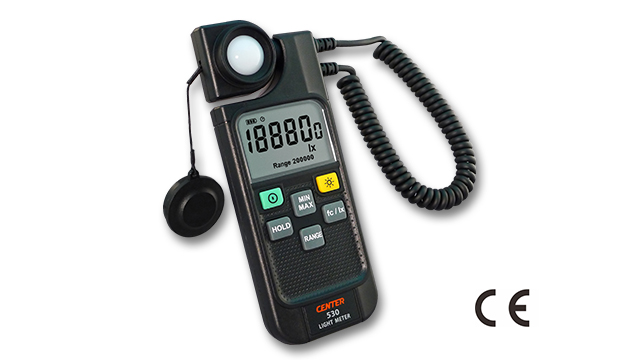 CENTER 530_ Light Meter 2