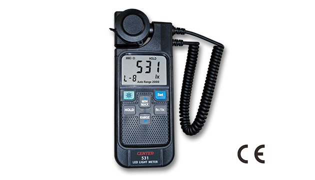 CENTER 531_ LED Light Meter 1